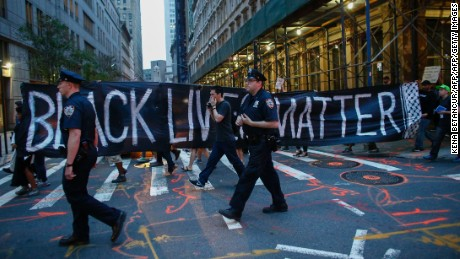 Police more likely to use force on blacks than whites, study shows