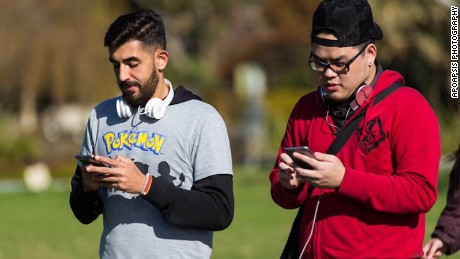 What Pokémon GO has to do with armed robbery and a dead body