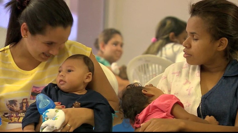 Zika-positive mothers face hard questions