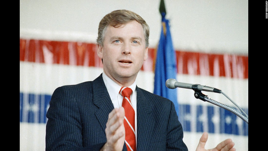 "Quayle, a former congressman and senator from Indiana, was a relative unknown when George H.W. Bush picked him as his vice president in 1988 (leading to Democrat Lloyd Bentsen's famous quip about Quayle's lack of experience -- ""Senator, you're no Jack Kennedy""). He gained notoriety soon enough for criticizing the portrayal of family on the popular TV show ""Murphy Brown."" (Its protagonist, played by Candice Bergen, was a single mother.)"