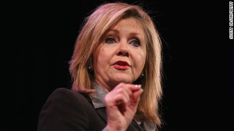 Blackburn under fire in Tennessee Senate race over support for drug law