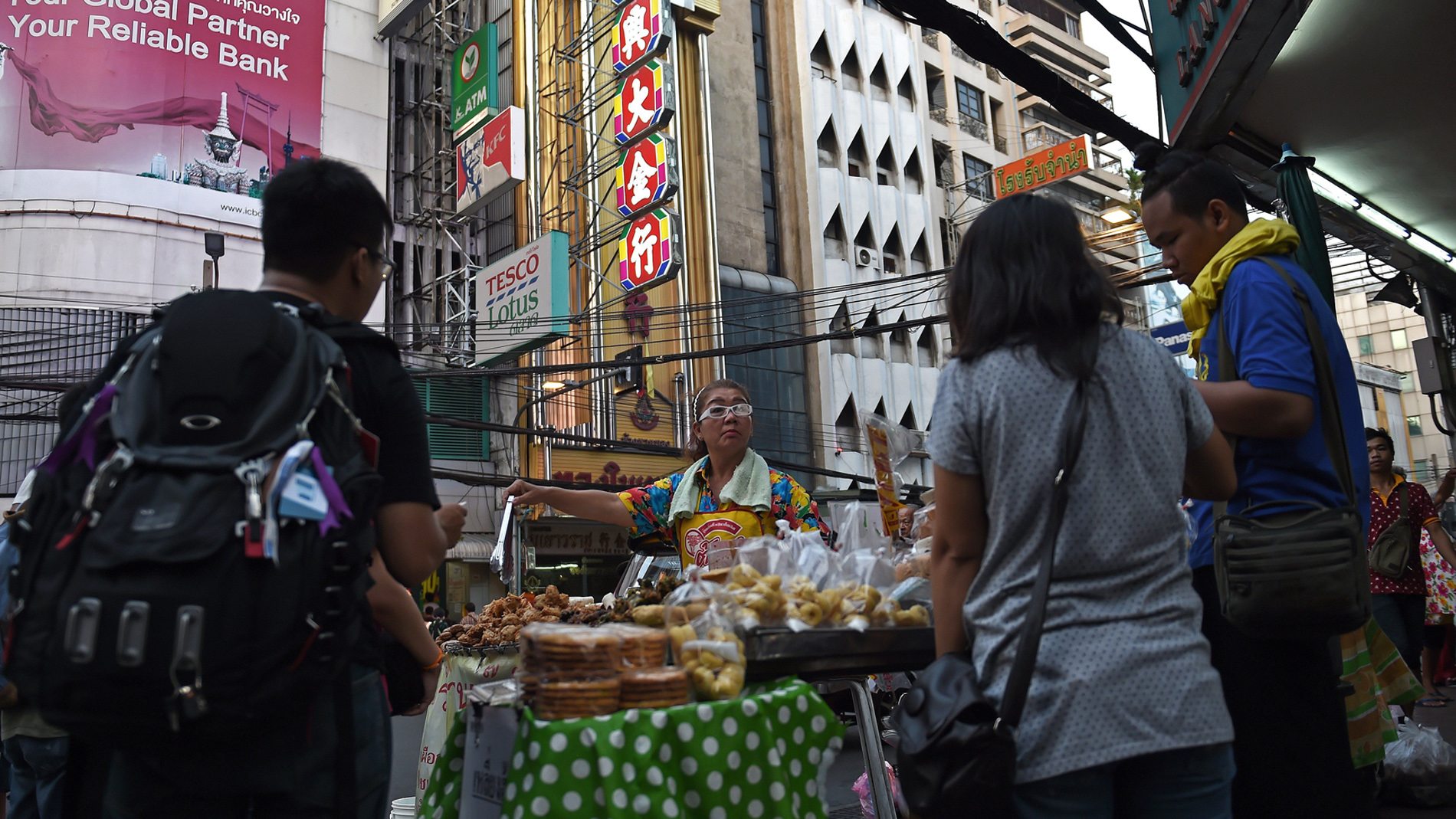 23 best street food cities | CNN Travel