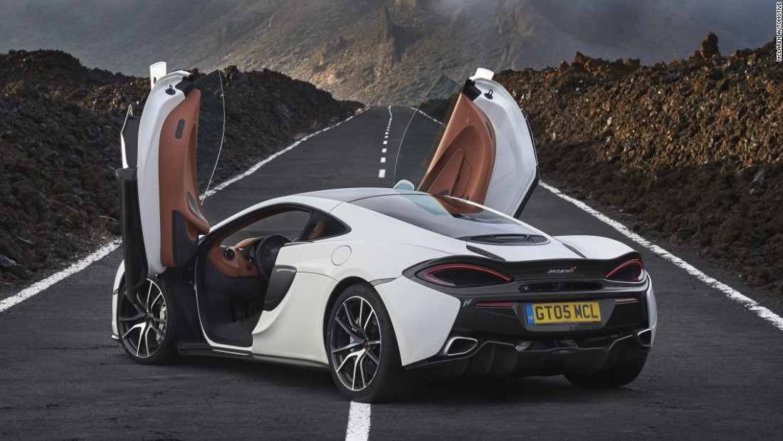 How Britain S Mclaren Conquered The World Cnn Style