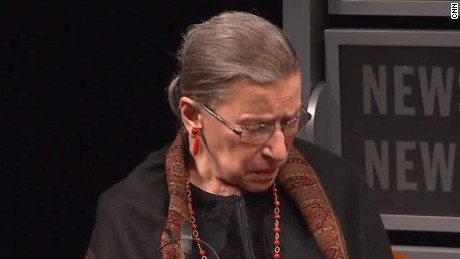 Ginsburg: I regret my Trump remarks