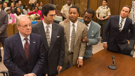 'The People v. O.J. Simpson: American Crime Story'  -- CR: Prashant Gupta/FX