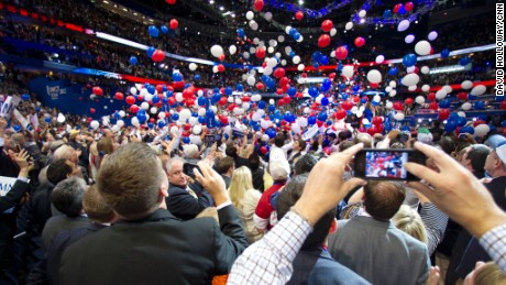 The Republican National Convention 2012