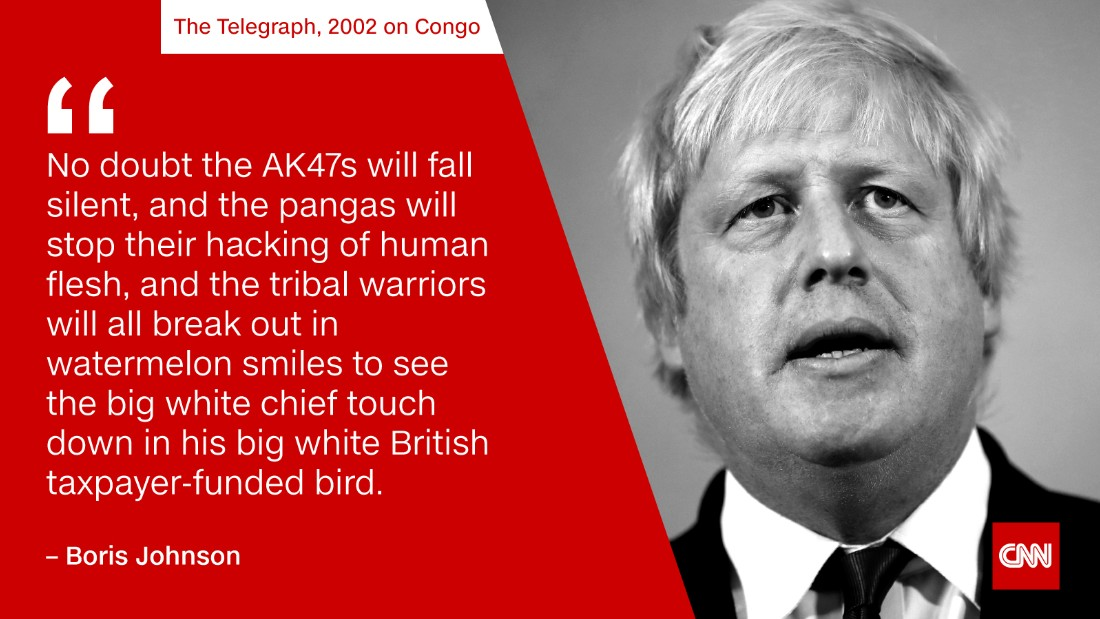 Boris on Africa 1