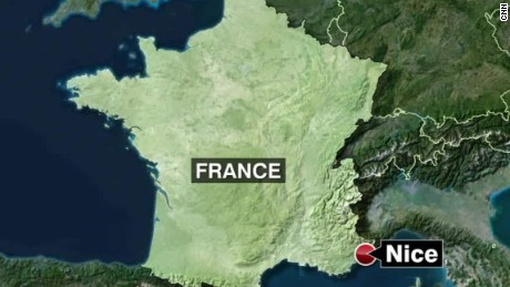 Terror attack kills scores in Nice, France, Hollande says