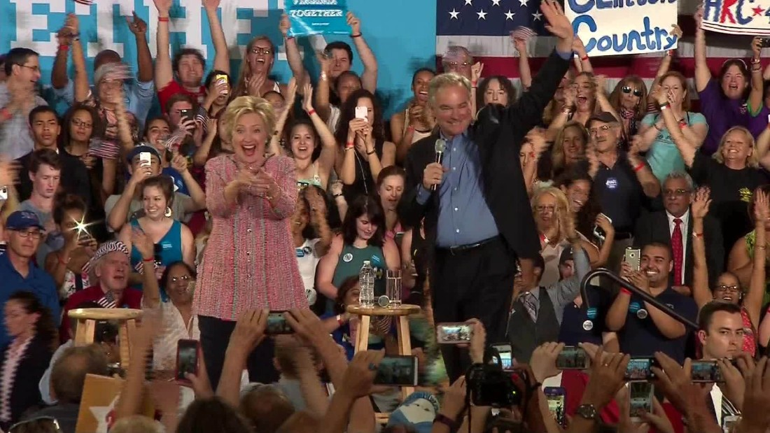 Clinton meets with potential VP picks