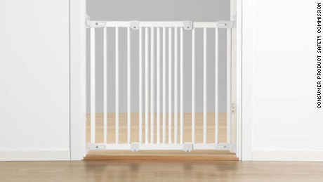 Ikea 39 S Patrull Fast Safety Gate Is One Of Three Baby Gates Included