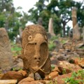 african rock art Ethiopia - Monoliths