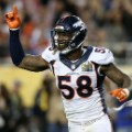 von miller nfl contract franchise player