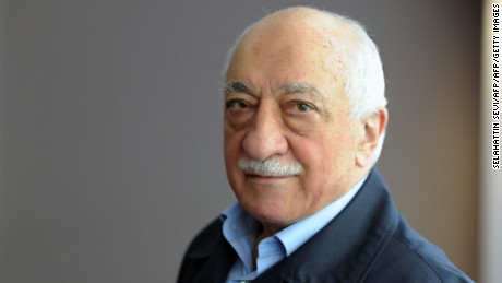The man blamed for Turkish coup attempt