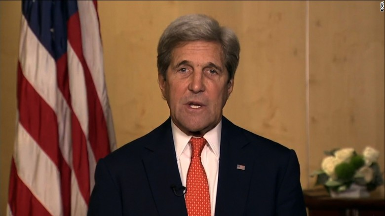 Kerry: We have ISIS on the run