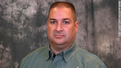 Deputy Brad Garafola, 45, of the East Baton Rouge Sheriff's Office.
