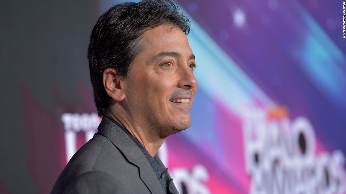 Actor Scott Baio.
