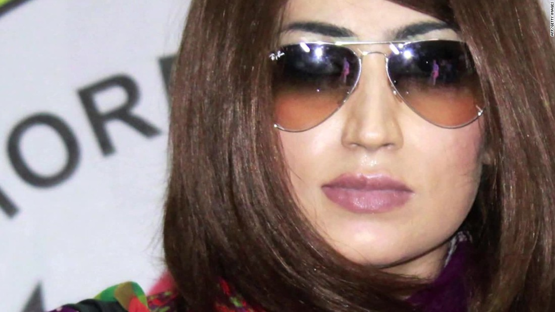 Brother of Pakistan's Qandeel Baloch charged with crime against state