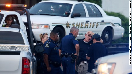Police under fire: The shooting in Baton Rouge