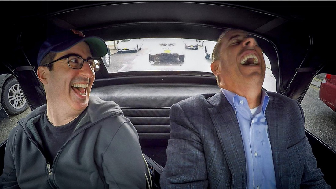 Comedians In Cars Getting Coffee With John Oliver
