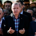 Recep Tayyip Erdogan day after coup