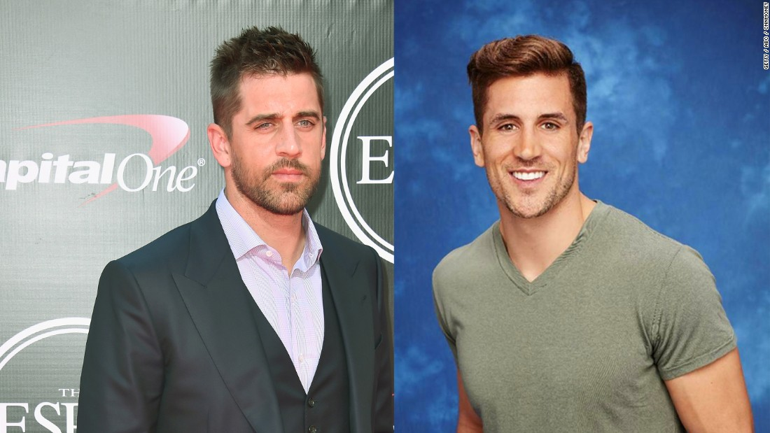 Aaron Rodgers wishes 'Bachelorette' suitor brother well