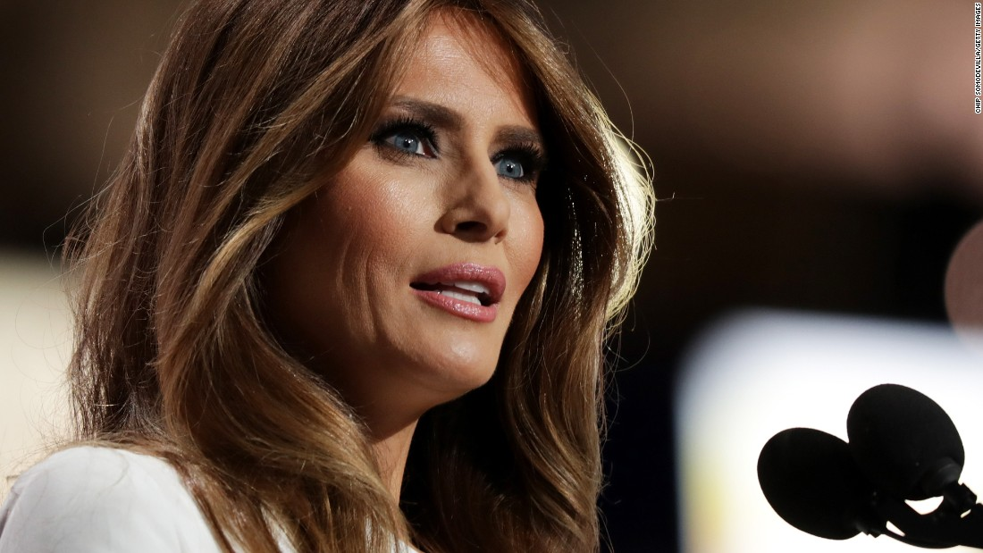 RNC official cites 'My Little Pony' to defend Melania ...