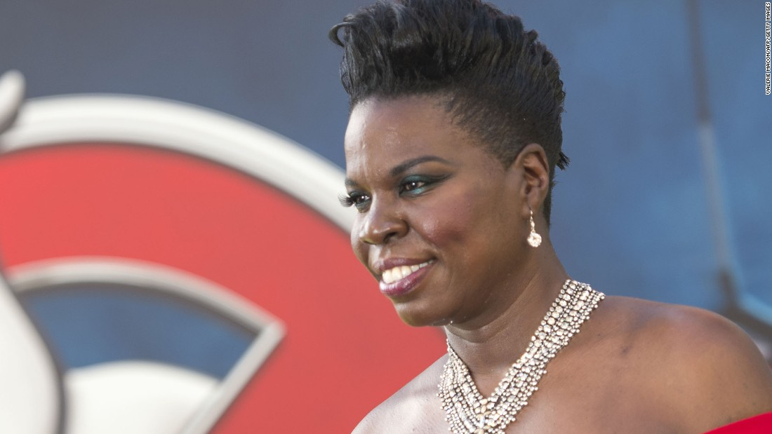 "Actress and comedian Leslie Jones tweeted Monday, July 18, that she would be leaving Twitter <a href=""http://www.cnn.com/2016/07/18/entertainment/leslie-jones/"" target=""_blank"">because of racist and hateful comments.</a> ""I leave Twitter tonight with tears and a very sad heart,"" the ""Ghostbusters"" star said. ""All this cause I did a movie. You can hate the movie but the s*** got today...wrong."" It wasn't clear if Jones had actually quit Twitter or was just taking a break."