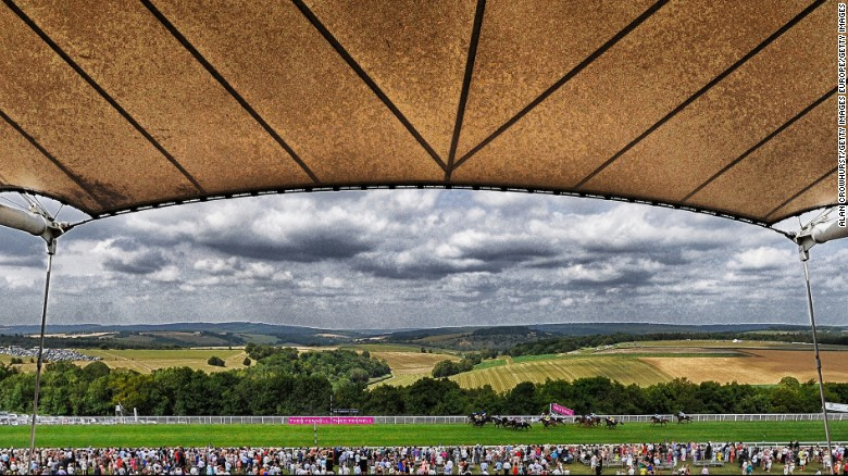 Competition, charity, fun: Welcome to Glorious Goodwood