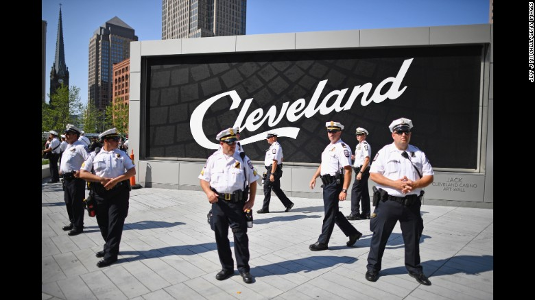 Welcome to Fortress Cleveland
