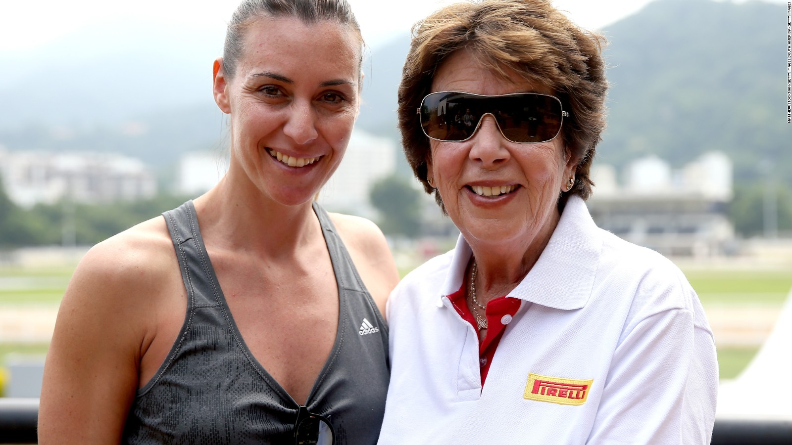 Maria Bueno The grand slam champion who played with Princess
