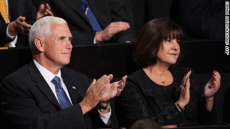 Meet Mike Pence's chief adviser: Karen Pence
