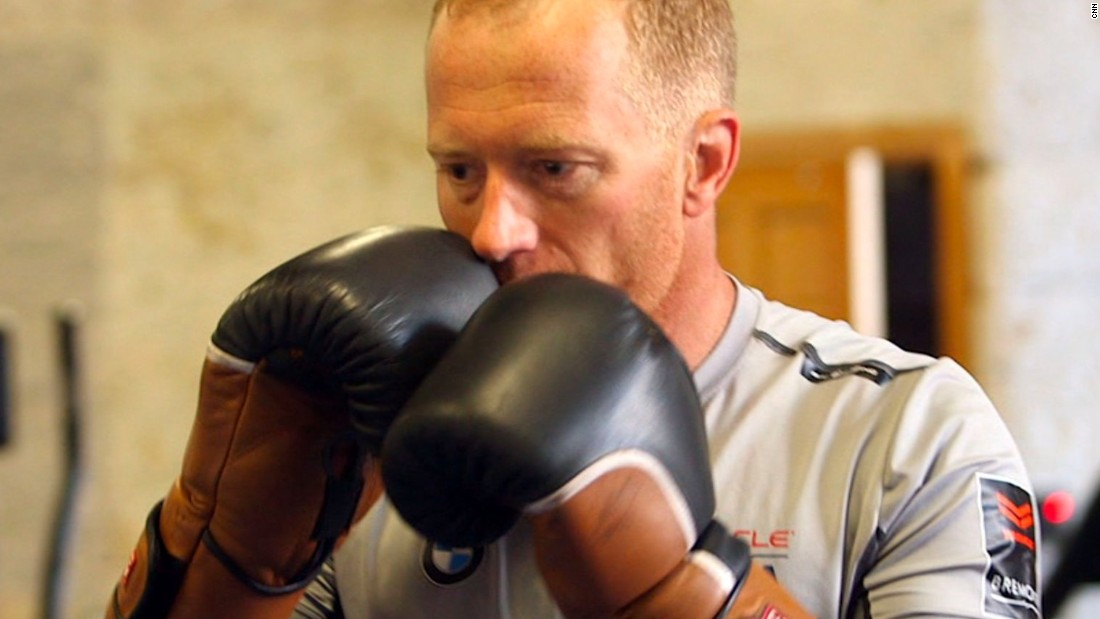 Bullied at high school, the Australian took up boxing in his teens -- something he credits for keeping him on the straight and narrow.