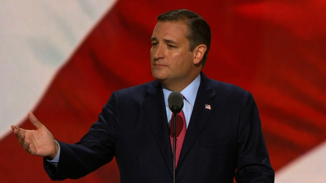 Ted Cruz's entire Republican National Convention speech ...