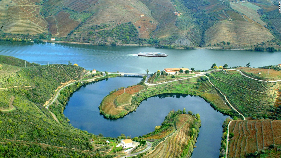 Portugals Douro River Flows Like Liquid Gold CNN Travel - Top 10 beautiful rivers in the world
