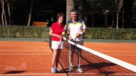 Maria Bueno -- Meet Brazil's grand slam great