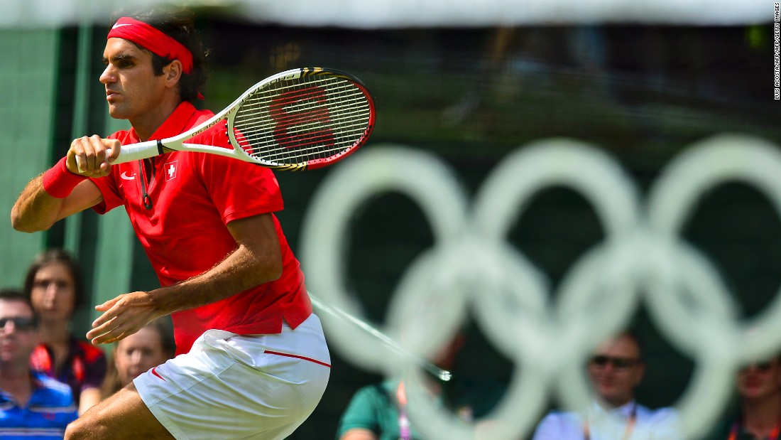 Soon after, Federer announced he would miss the Rio Olympics and the rest of the year in a bid to recover  for 2017.