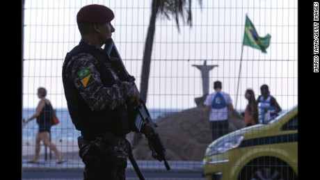 Many worry Rio isn't safe or prepared enough to host the Olympic Games.