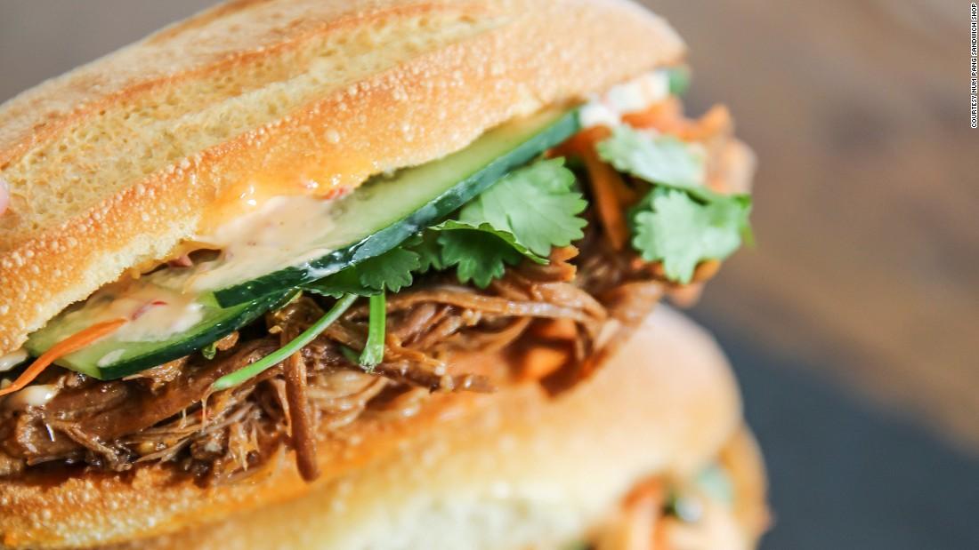 New York City's extraordinary sandwiches