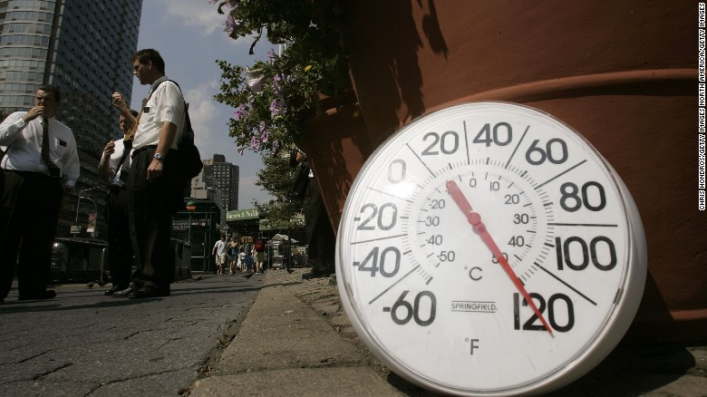 Deadly heat wave scorches U.S.