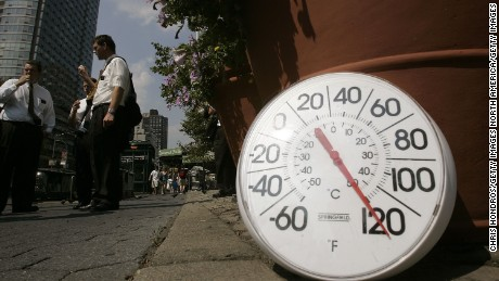 Deadly heat waves are becoming more common due to climate change