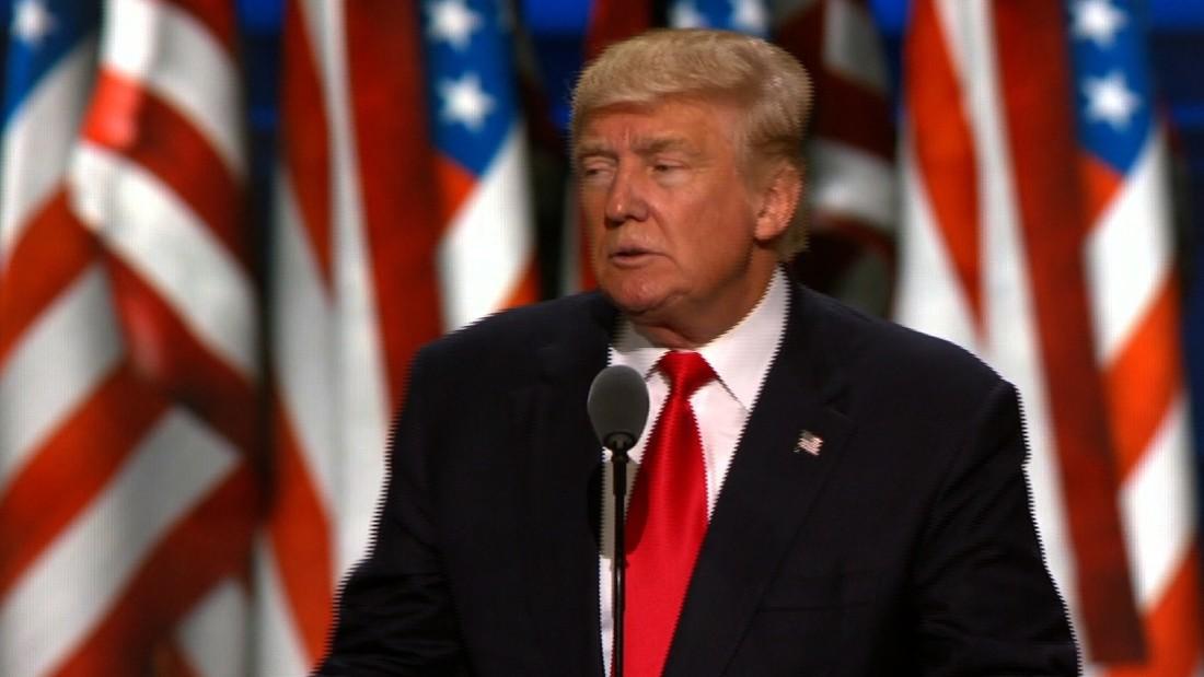 World reacts to Donald Trump's acceptance speech