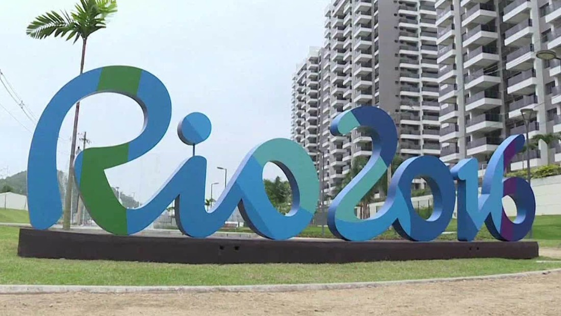 Rio Olympics: Athletes welcomed with condoms, air conditioning
