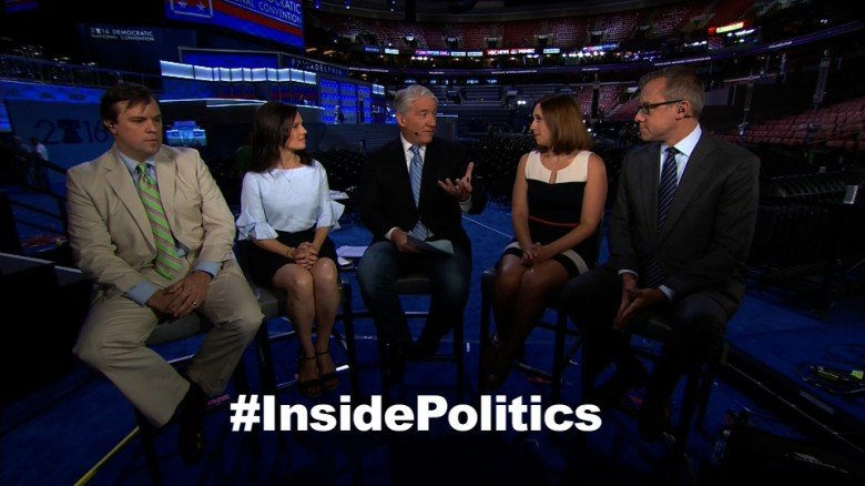 'Inside Politics' forecast: Still feeling the Bern?