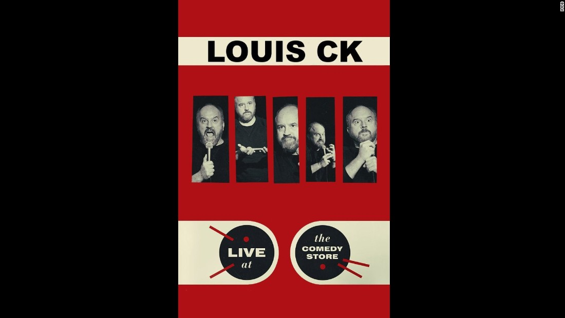 "<strong>""Louis C.K.: Live at the Comedy Store""</strong>: The comic and star of FX's ""Louie"" returns to his roots in this comedy special. <strong>(Netflix)</strong>"