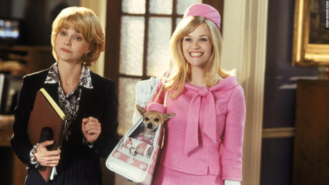 "<strong>""Legally Blonde 2: Red, White & Blonde""</strong>: Sally Field and Reese Witherspoon star in the sequel to the hit 2001 comedy. <strong>(Hulu) </strong>"