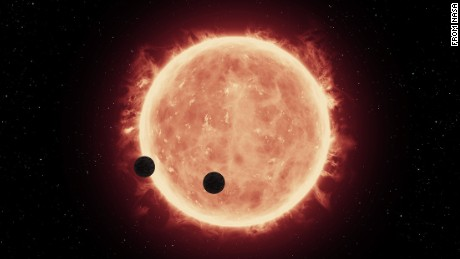 Taking a closer look at new Earth-like planets for the first time
