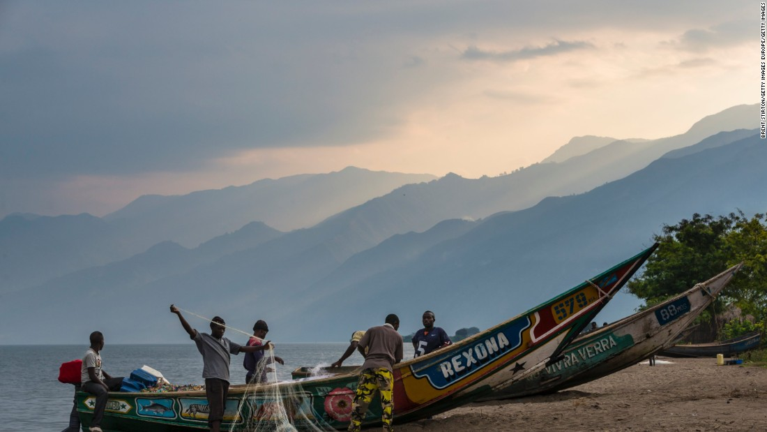 Virunga is also threatened by the prospect of industrial drilling, after tests confirmed the presence of oil. British firm Soco planned to explore in Lake Edward, a vital resource for local fishermen, although public pressure later forced it to pull out. NGOs such as Global Witness fear the threat has only been postponed and are calling for a ban on drilling in the park.