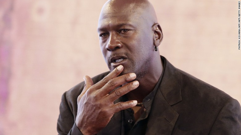 Michael Jordan breaks silence, donates $2 million