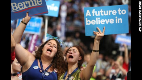 Don't belittle Sanders supporters