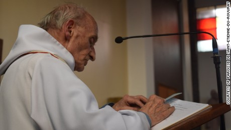 Remembering Father Jacques Hamel